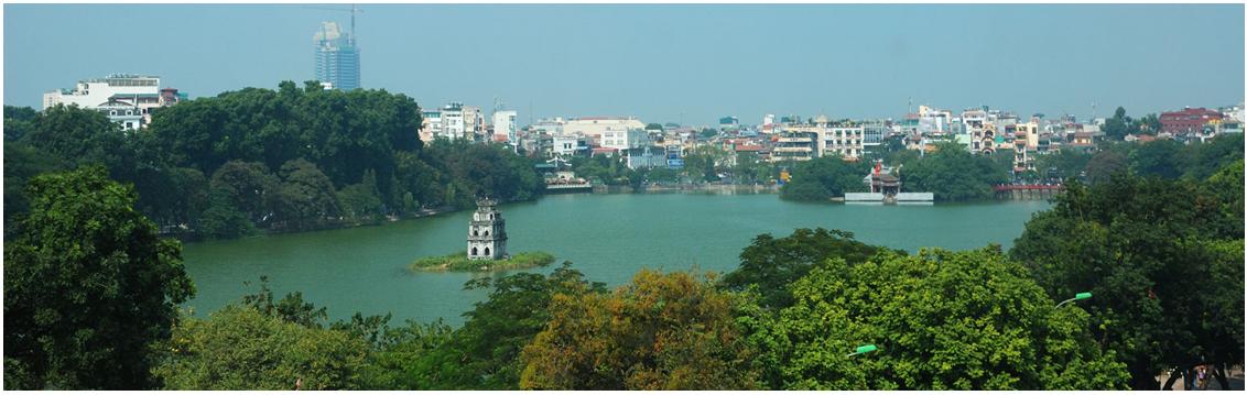 Địa điểm du lịch hấp dẫn ở Hà Nội