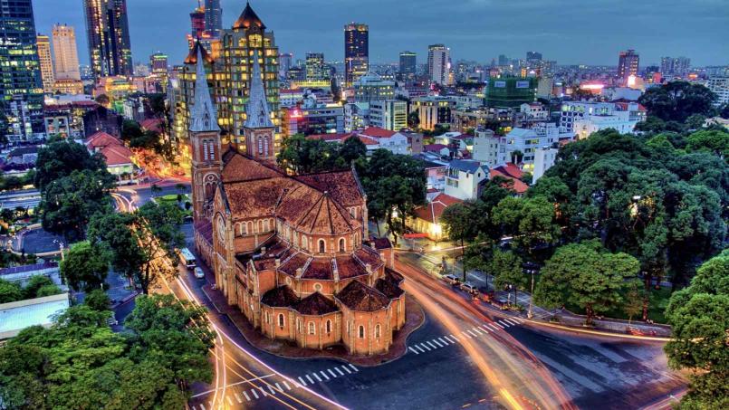 Du lịch Sài Gòn - TP. Hồ Chí Minh