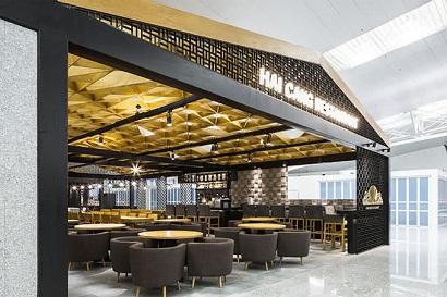 Nhà hàng Hải Cảng tại Sân bay Nội Bài