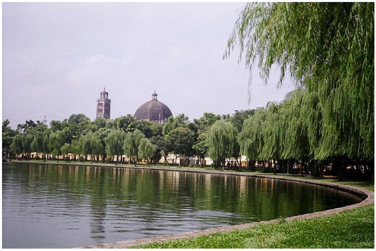 Hồ Vị Xuyên - Nam Định