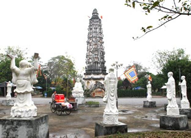 Chùa Cổ Lễ - Nam Định