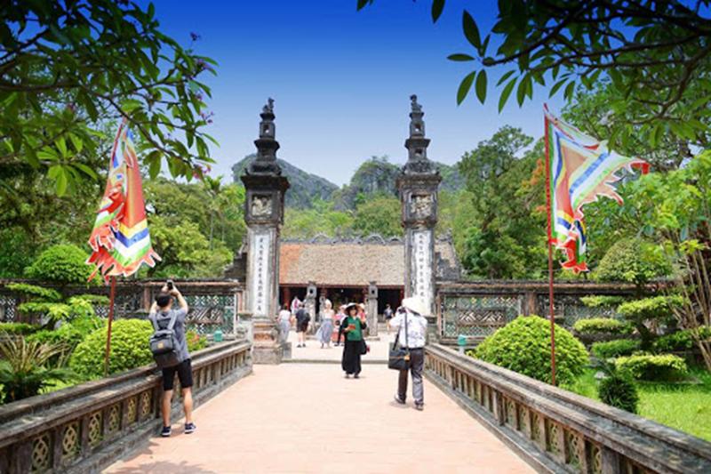 Đền vua Đinh Tiên Hoàng - Ninh Bình