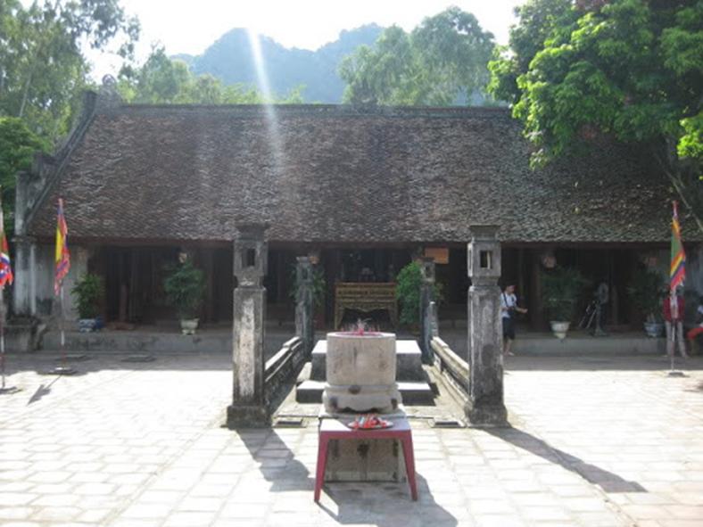 Đền thờ vua Lê Đại Hành - Ninh Bình
