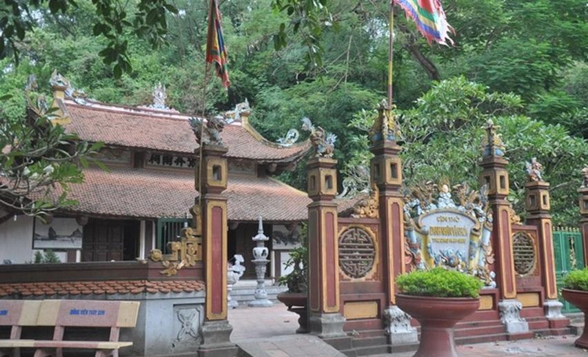Đền thờ Trương Hán Siêu - Ninh Bình