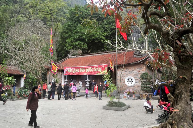 Đền Thung Lá - Ninh Bình