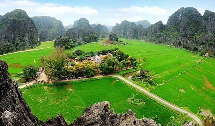 Đền Thái Vi - Ninh Bình