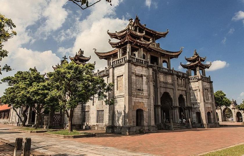 Nhà thờ Phát Diệm - Ninh Bình