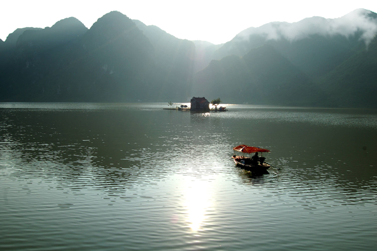 Hồ Đồng Thái - Ninh Bình