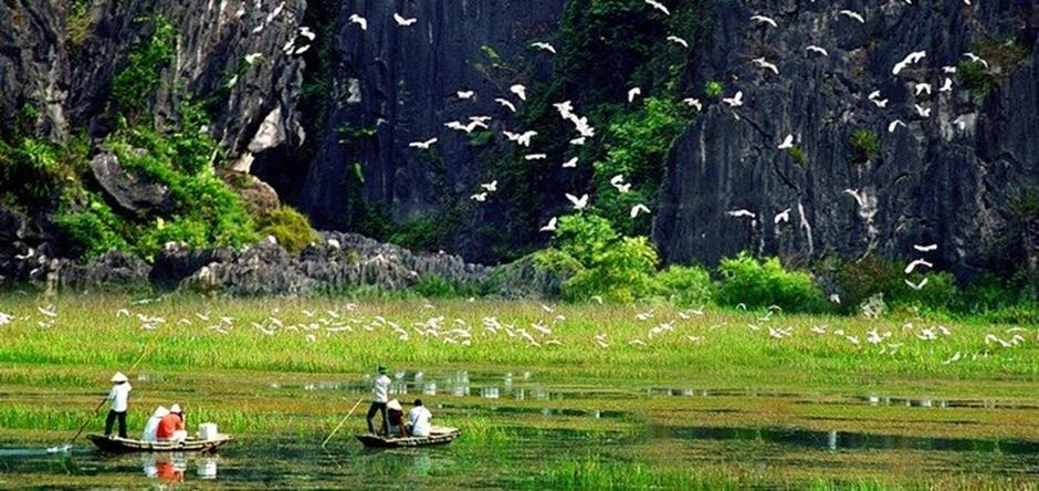 Khu bảo tồn thiên nhiên Vân Long - Ninh Bình