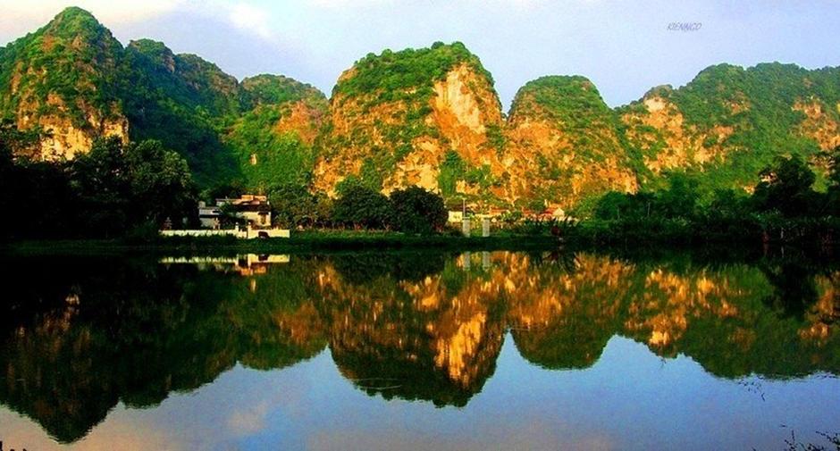 Khu sinh thái Thung Nham