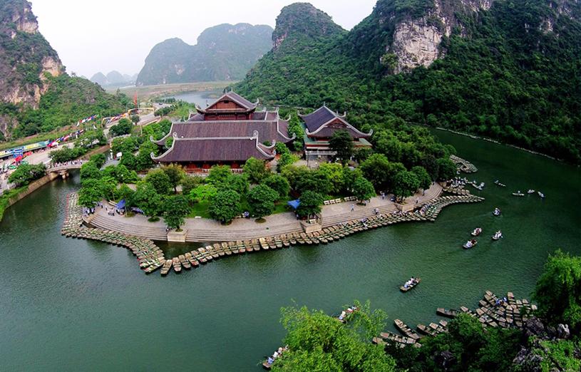 Danh thắng Tràng An - Ninh Bình