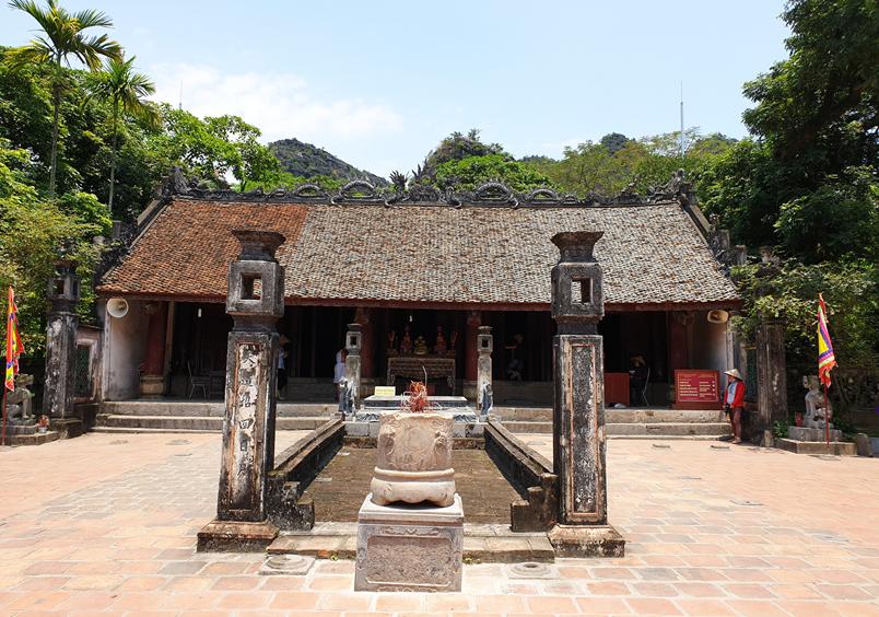 Cố đô Hoa Lư - Ninh Bình